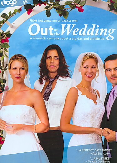 OUT AT THE WEDDING BY MARCELLUS,ANDREA (DVD)